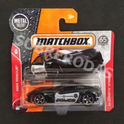Matchbox 1:64 '14 Corvette Stingray