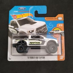 Hot Wheels 1:64 '17 Ford F-150 Raptor