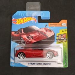 Hot Wheels 1:64 '17 Pagani Huayra Roadster