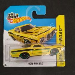 Hot Wheels 1:64 '72 Ford Ranchero