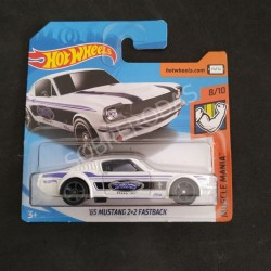Hot Wheels 1:64 '65 Mustang 2+2 Fastback