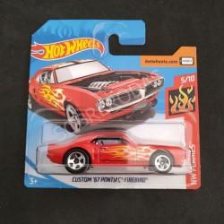 Hot Wheels 1:64 Custom '67 Pontiac Firebird