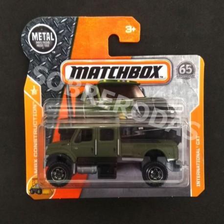 Matchbox 1:64 International CXT