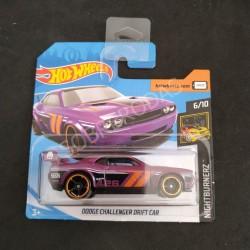 Hot Wheels 1:64 Dodge Challenger Drift Car