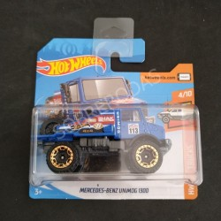 Hot Wheels 1:64 Mercedes-Benz Unimog 1300