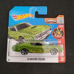 Hot Wheels 1:64 '69 Mercury Cyclone