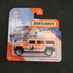 Matchbox 1:64 Hummer H2 SUV Concept
