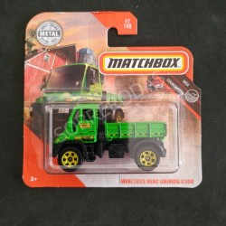 Matchbox 1:64 Mercedes-Benz Unimog U300