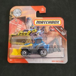 Matchbox 1:64 MBX Backhoe