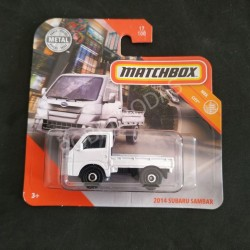 Matchbox 1:64 2014 Subaru Sambar