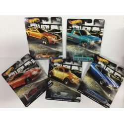 Hot Wheels 1:64 Car Culture: Cruise Boulevard (Set)