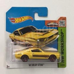 Hot Wheels 1:64 '68 Shelby GT500