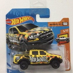 Hot Wheels 1:64 '19 Ford Ranger Raptor