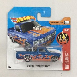 Hot Wheels 1:64 Custom '72 Chevy LUV