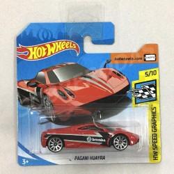 Hot Wheels 1:64 Pagani Huayra