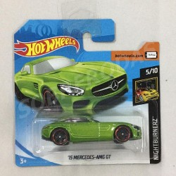 Hot Wheels 1:64 '15 Mercedes-AMG GT