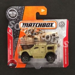 Matchbox 1:64 Oshkosh Defense