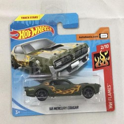 Hot Wheels 1:64 '68 Mercury Cougar