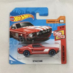 Hot Wheels 1:64 '67 Mustang
