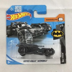 Hot Wheels 1:64 Justice League Batmobile