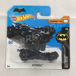 Hot Wheels 1:64 Batmobile (Batman v Superman)