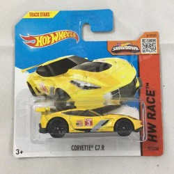 Hot Wheels 1:64 Corvette C7.R