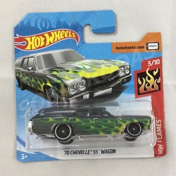 Hot Wheels 1:64 '70 Chevelle SS Wagon