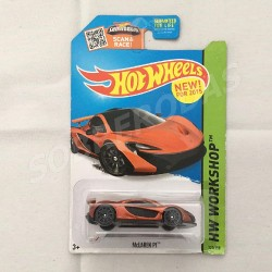 Hot Wheels 1:64 McLaren P1