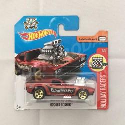 Hot Wheels 1:64 Rodger Dodger