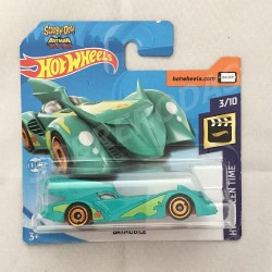 Hot Wheels 1:64 Batmobile (Scooby-Doo & Batman The Brave and the Bold)