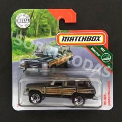 Matchbox 1:64 '89 Jeep Grand Wagoneer