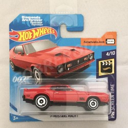 Hot Wheels 1:64 '71 Mustang Mach 1