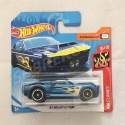 Hot Wheels 1:64 '67 Shelby GT-500
