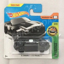 Hot Wheels 1:64 '15 Jaguar F-Type Project 7
