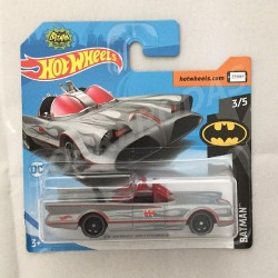 Hot Wheels 1:64 TV Series Batmobile