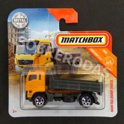 Matchbox 1:64 Man TGS Dump Truck