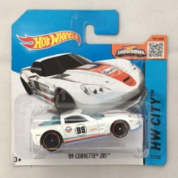 Hot Wheels 1:64 '09 Corvette ZR1