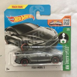 Hot Wheels 1:64 Tesla Model S