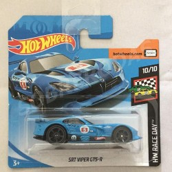 Hot Wheels 1:64 SRT Viper GTS-R