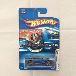 Hot Wheels 1:64 2006 Dodge Viper Coupe (FTE)