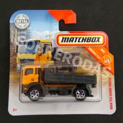 Matchbox 1:64 Man TGS Dump Truck (Variação)