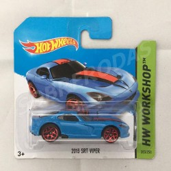 Hot Wheels 1:64 2013 SRT Viper