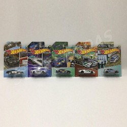 Hot Wheels 1:64 Police 2020 Series (Set)