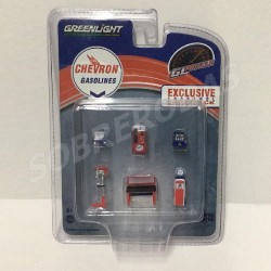 Greenlight 1:64 Muscle Shop Tools Chevron