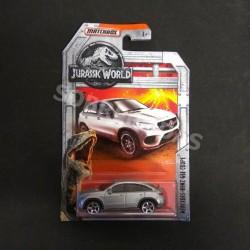 Matchbox 1:64 Mercedes-Benz GLE Coupe (Jurassic World)