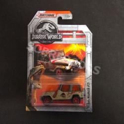Matchbox 1:64 '93 Jeep Wrangler 29 (Jurassic World)