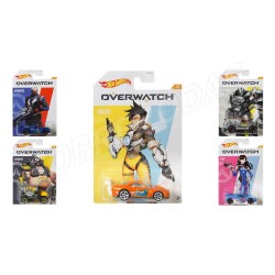 Hot Wheels 1:64 Overwatch (Set)