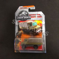 Matchbox 1:64 Mercedes-Benz Unimog U 5020 (Jurassic World)