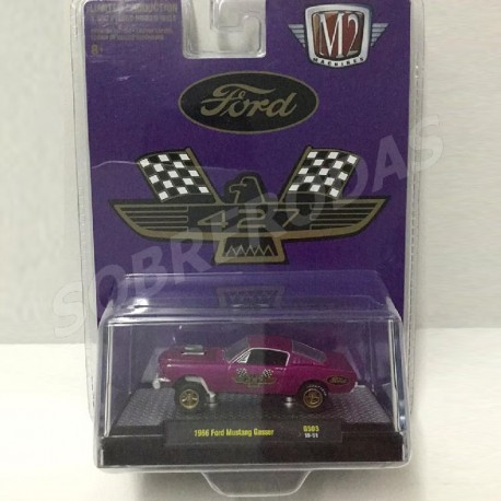 M2 Machines 1:64 1966 Ford Mustang Gasser