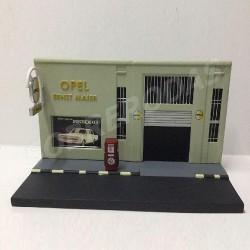 Diorama 1:43 Opel